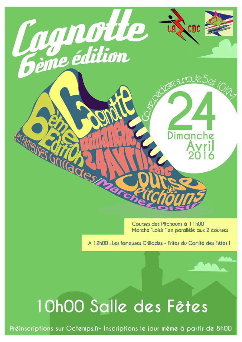 Cagnotte 6ème edition